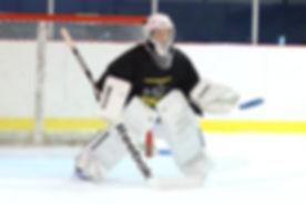 Camp Pulsion Ringette Goalie