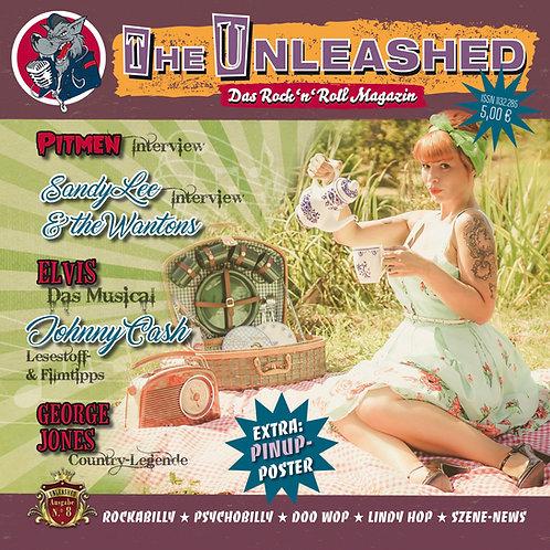 The Unleashed Magazin Ausgabe 8