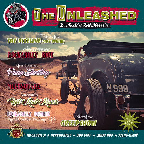 The Unleashed Magazin No. 9