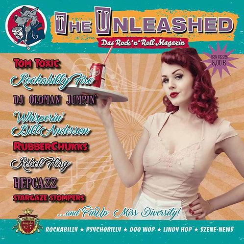 The Unleashed Magazin Ausgabe 7