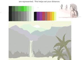 Value / Color Fading