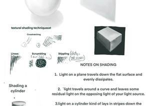 General Shape Shading