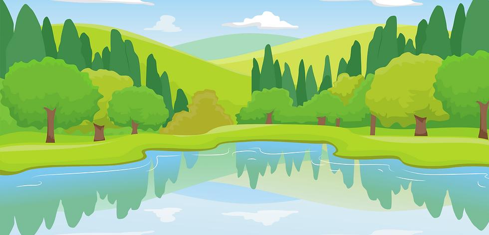 Serene background