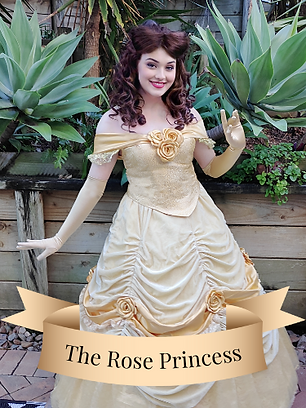 Belle Beauty and the Beast