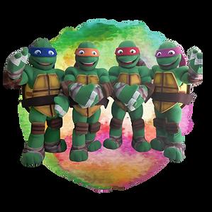 Teenage Mutant Ninja Turtles Birthday Pa