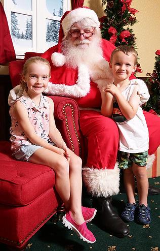 Santa Claus Rod Hyatt Brisbane