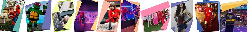 Brisbane Superhero Parties