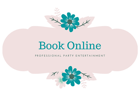 Book your Party Entertainer Online