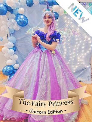 Unicorn Fairy Princess
