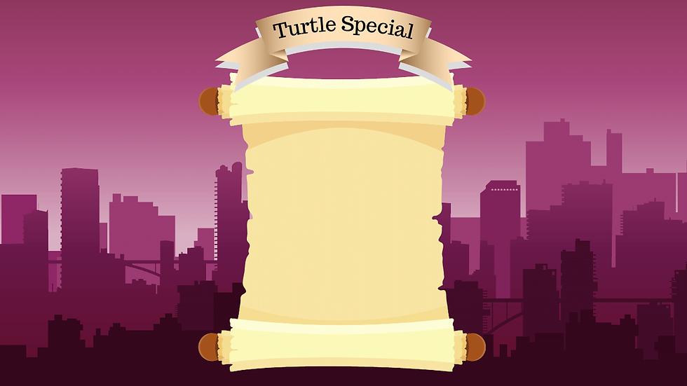 Ninja Turtle Party Packages Character En