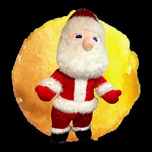 Brisbane Santa Claus Christmas Mascot Pa