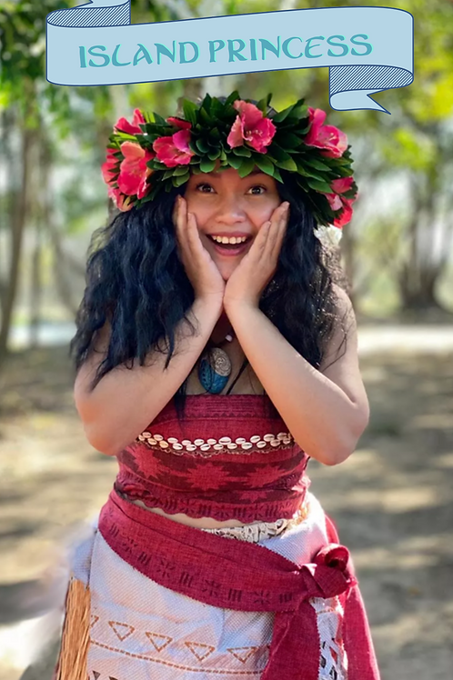 """Moana"" Meet & Greet"