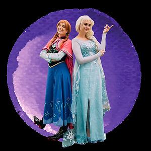 Frozen 1 Let it Go
