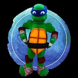 Book Blue Turtle