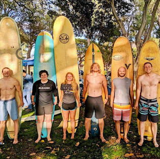 Surfing Team