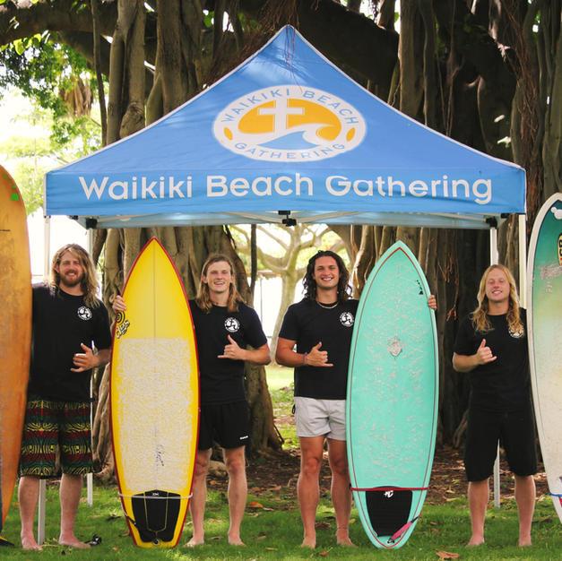 Surfing Team