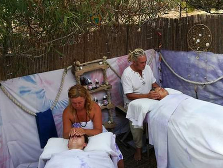 Recover with our donation only massage or reflexology