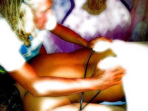 Massage for Back & Body Pain 90min