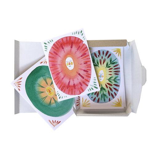 Lumins Greetings Boxed Set
