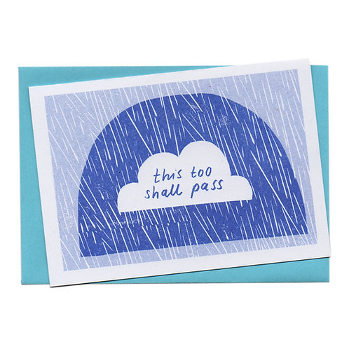 Mindful Cloud Collection Greetings Cards