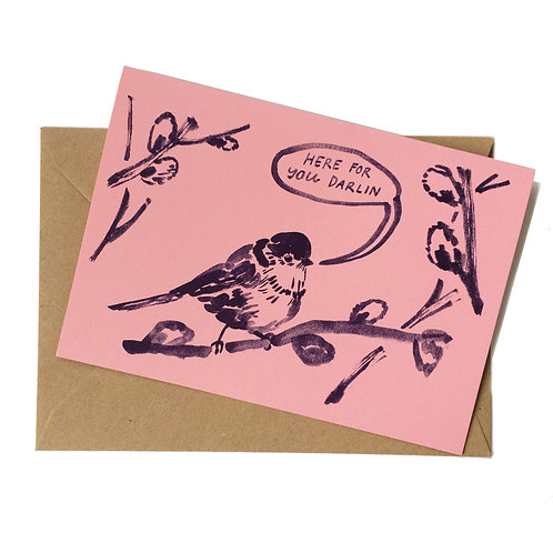 Cheeky Birds Collection Greetings Cards