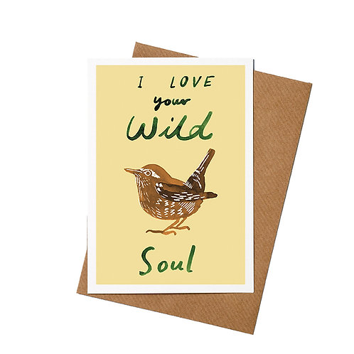 Wild Soul Collection Greetings Cards