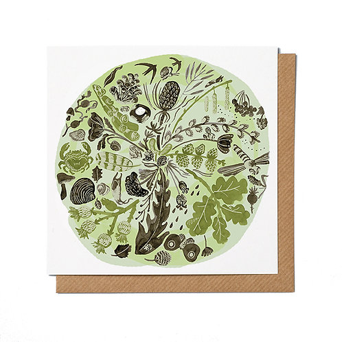 'Green Time' Cards