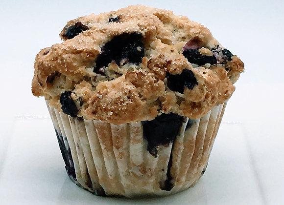Blueberry & Lemon Muffin