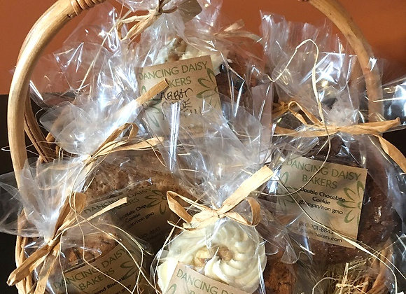 Cookie and Muffin Gift Basket