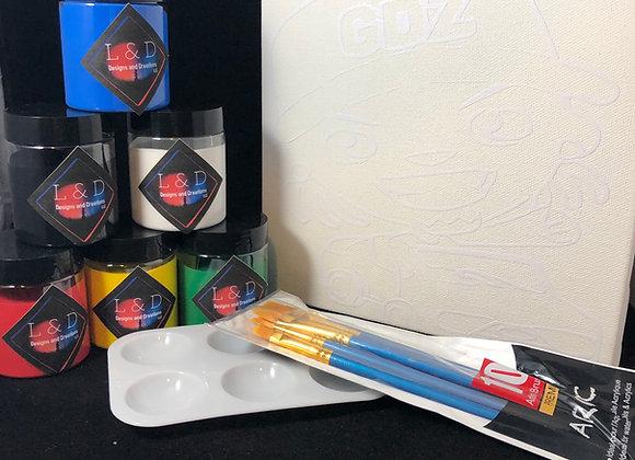 Canvas Kits