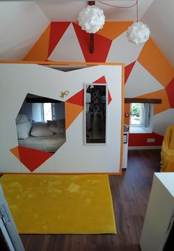 Réalisation chambre enfant