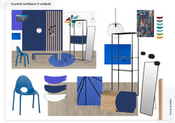 planche ambiance mobilier