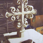 Replacement cross.