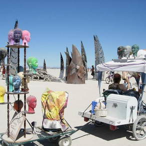 Yes, there is a place for your one-person art installation at Burning Man