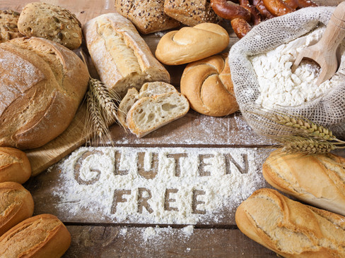 WHAT IS GLUTEN FREE AND WHAT ARE SOME GUTEN FREE FOODS