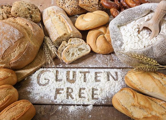 Gluten Free Plain Bread