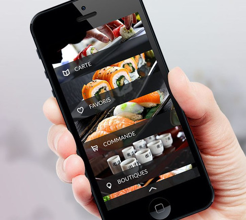 Digitise your menu