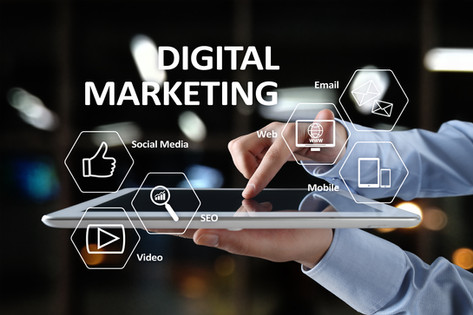 Don't know much digital marketing
