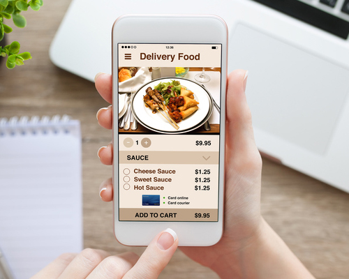 at-table ordering