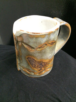teepee mug