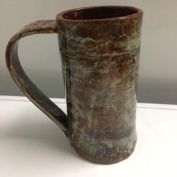 honeycomb mug - sold