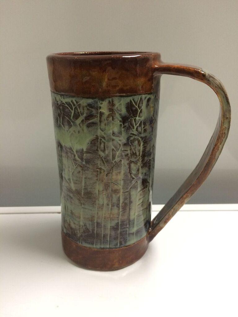 Birch stein - sold