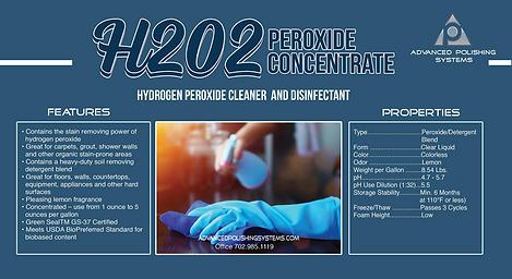 H202 PEROXIDE