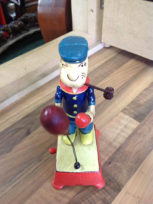 Boxing Popeye