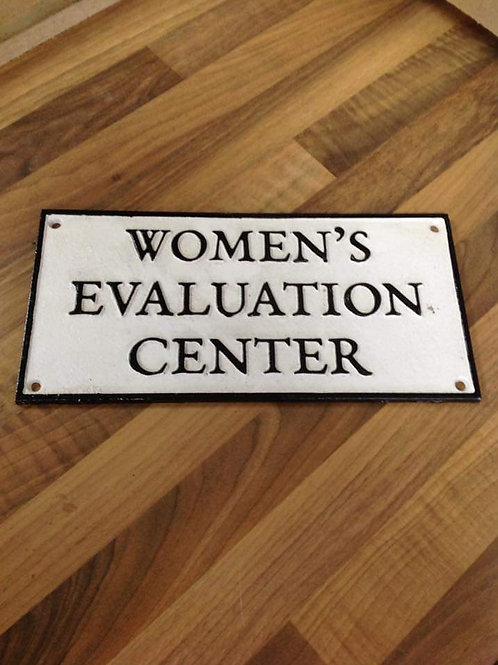 Woman's Evaluation Center