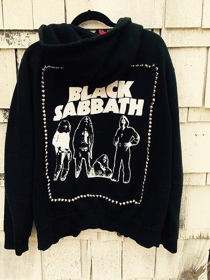 SOLD Black Sabbath Hoodie