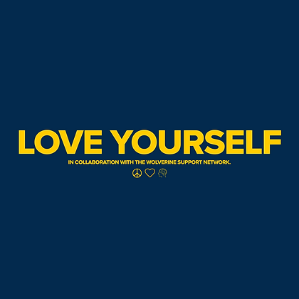 Love Yourself x WSN Sticker