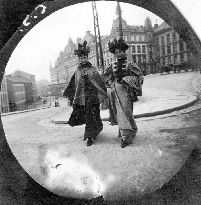 Secret Street Photos In The 1890s