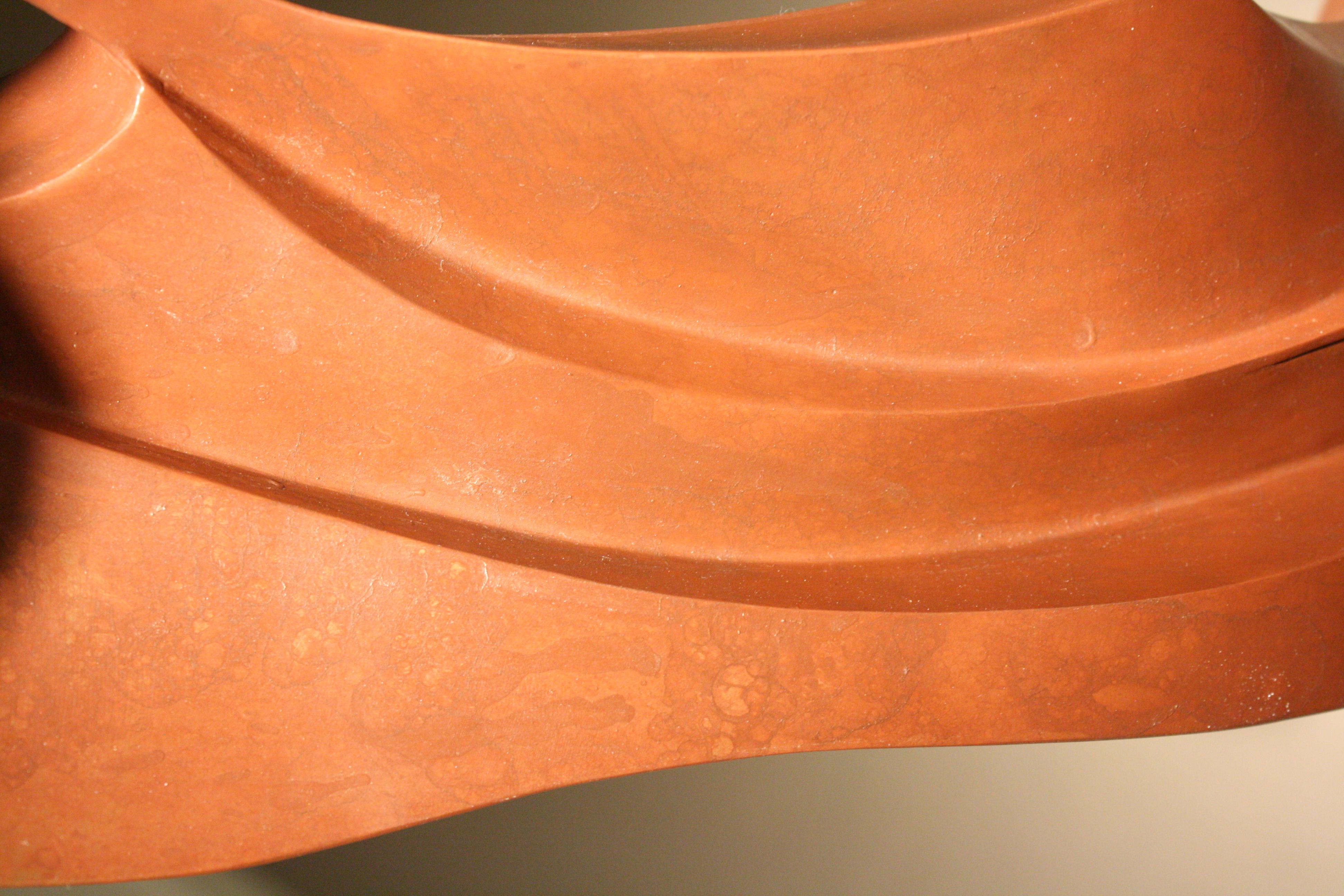 Patina Detail