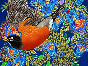 Kevin Veara – The Birds of Paradise